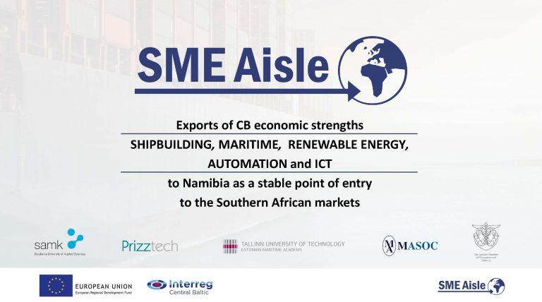 SME Aisle presentation
