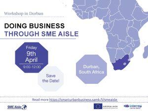 SME Aisle wokrshop in Durban 9.4.2019