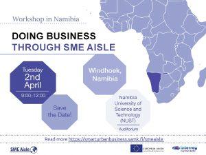 SME Aisle workshop in Windheok 2.4.2019